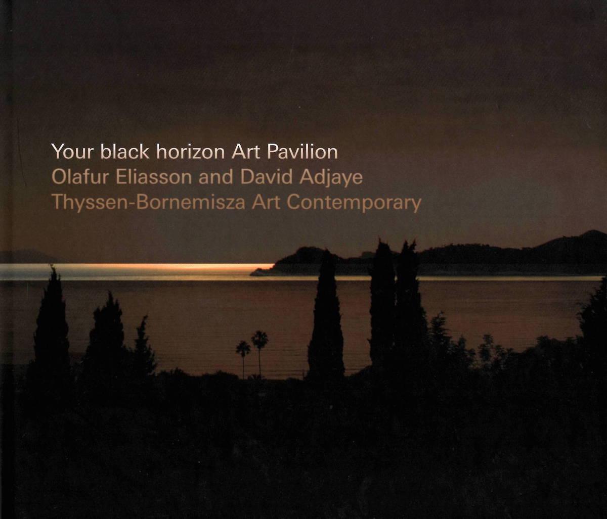 Your black horizon art pavilion